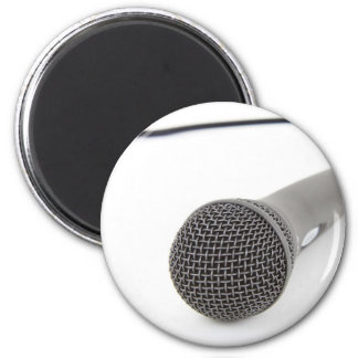 Studio Microphone 2 Inch Round Magnet