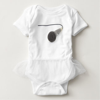 Studio Microphone Baby Bodysuit