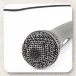 Studio Microphone Coaster