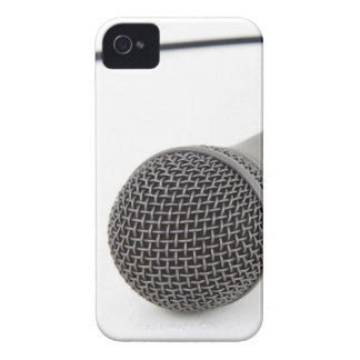 Studio Microphone iPhone 4 Cases