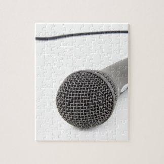 Studio Microphone Jigsaw Puzzle