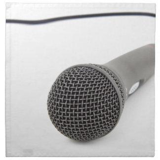 Studio Microphone Napkin