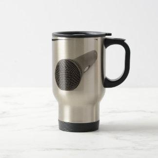 Studio Microphone Travel Mug