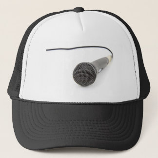 Studio Microphone Trucker Hat