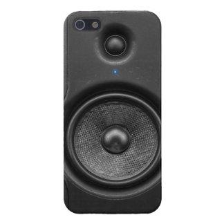 Studio Monitor Speaker iPhone5 case Case For iPhone 5/5S