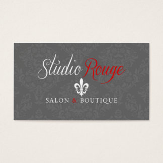 Studio Rouge - Raven Business Card