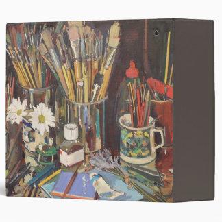 Studio Still Life 2012 Binders