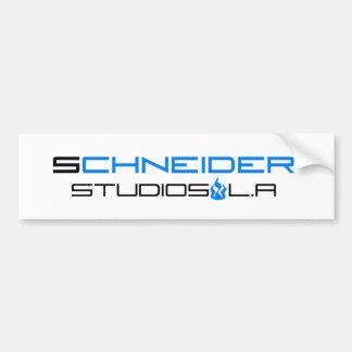 Studios L.a logo Bumper Sticker