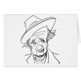 Studs Terkel Card