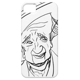 Studs Terkel iPhone 5 Covers