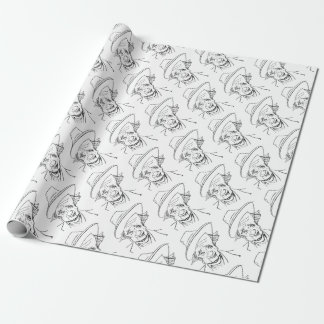 Studs Terkel Wrapping Paper
