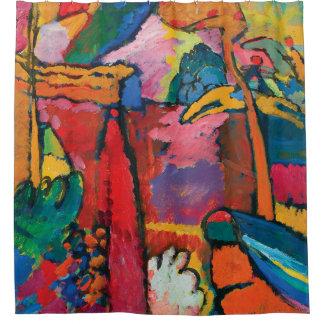Study for Improvisation V by Wassily Kandinsky