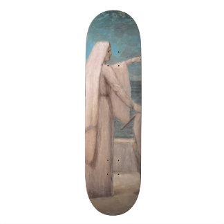 Study for Patriotism by Pierre Puvis de Chavannes Skateboards