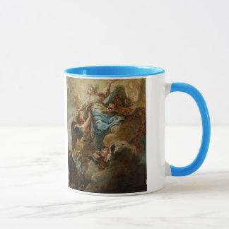 Study for the Assumption of the Virgin, c.1760 2 Mug