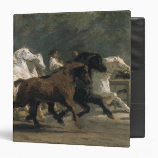 Study for the Horsemarket, 1900 Binder