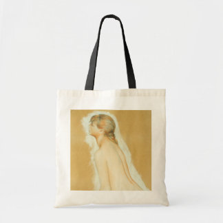 Study for 'The Large Bathers' by Pierre Renoir Budget Tote Bag