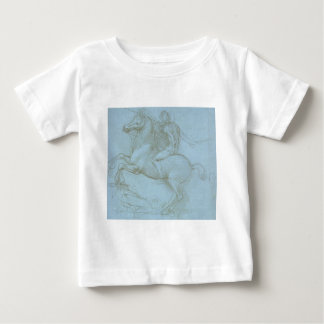 Study for the Sforza Monument Baby T-Shirt