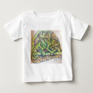Study of A Chamelion Baby T-Shirt