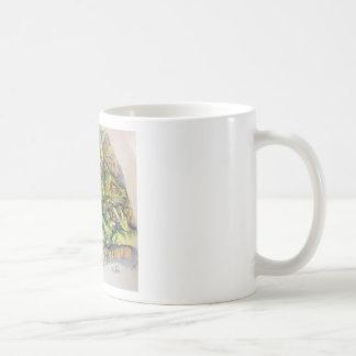 Study of A Chamelion Coffee Mug