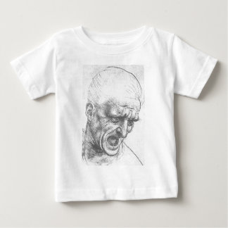 Study of a Figure for the Battle of Anghiari. Baby T-Shirt