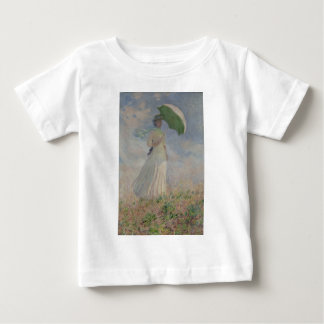 Study of a Figure Outdoors (Facing Right) (1886) Baby T-Shirt