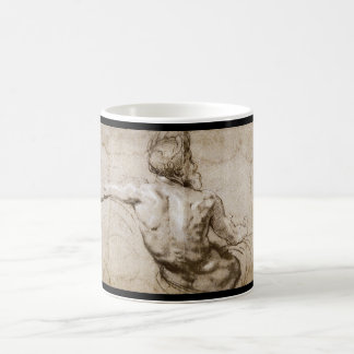Study of a River God_Studies of the Masters Coffee Mug
