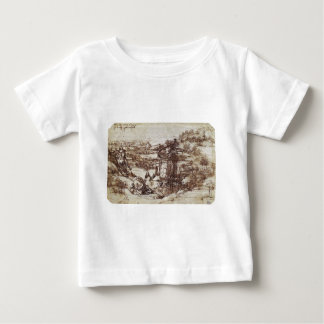 Study of a Tuscan landscape. Baby T-Shirt