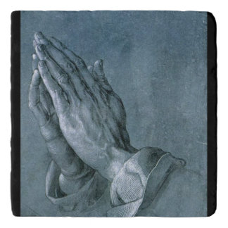 Study of an Apostle's Hands by Durer Trivet