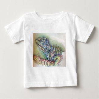Study of An Iguana Baby T-Shirt