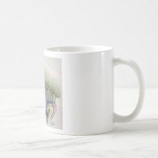 Study of An Iguana Coffee Mug