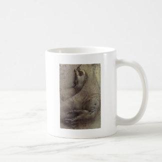 Study of Arms and Hands Coffee Mug