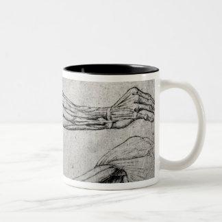 Study of Arms Mugs