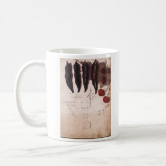 Study of Fruits and Vegetables Coffee Mug