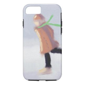 Study of Skater Art iPhone 8/7 Case