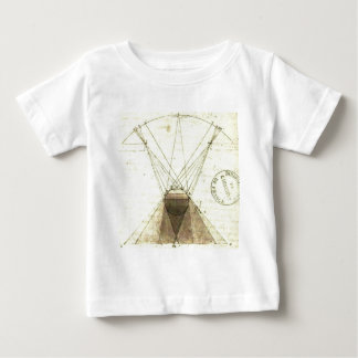 Study of the graduations of shadows on spheres. baby T-Shirt