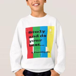 Study Sweatshirt