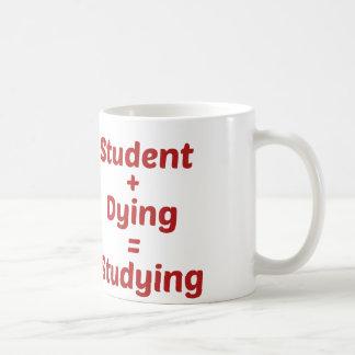 Studying Coffee Mug