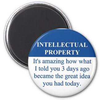 Studying Intellectual Property Law (3) Magnet