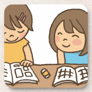 Studying Students Coaster