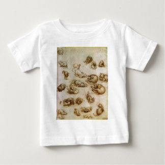 Studys of cats and dragon baby T-Shirt