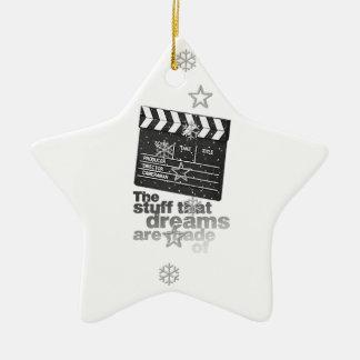 Stuff of Dreams Christmas ornament
