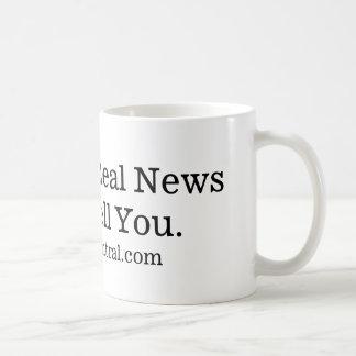Stuff the Real News wont Tell You. Coffee Mug