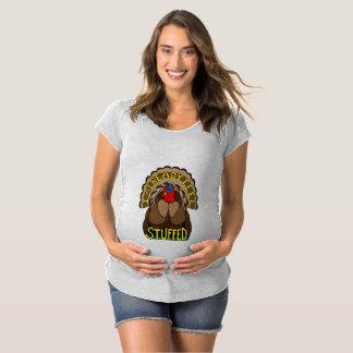 Stuffed Turkey Maternity T-Shirt