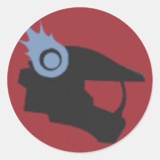 STUK Gaming, The Sticker