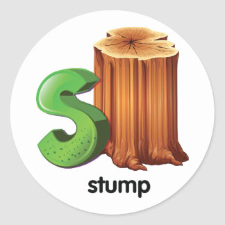 Stump Stickers