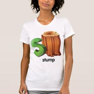Stump Womens T-Shirt