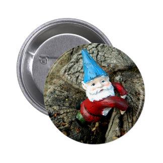 Stumped Gnome 2 Inch Round Button