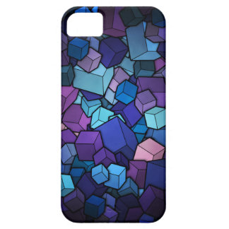 Stunning Abstract Cubes IPhone 5S/5/SE Case