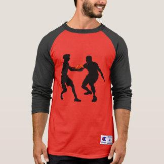 Stunning  Basketball Men's 3/4 Sleeve T-Shirt