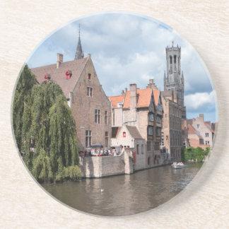 Stunning! Bruges - Belgium Coaster